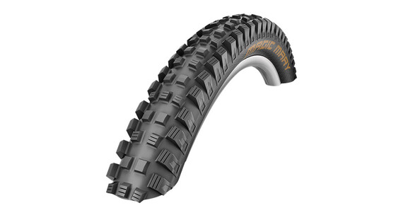 SCHWALBE Magic Mary dæk EVO 27,5 x 2,35 SuperG Trailstar TLE foldbar sort